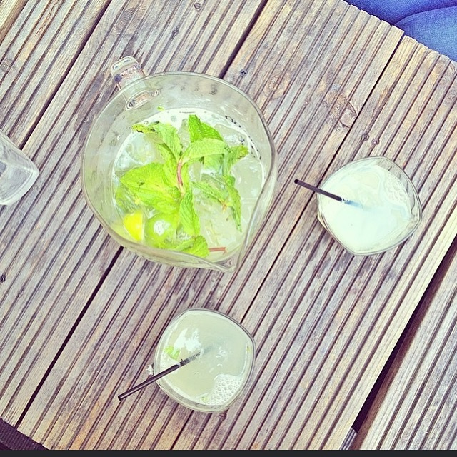 Mojitos for days please.