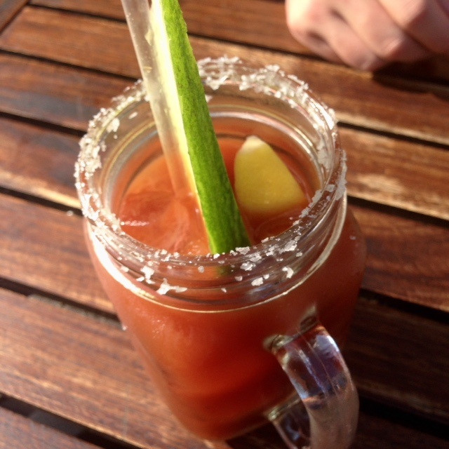 Alice House's Bloody Mary | Photo by McKenna