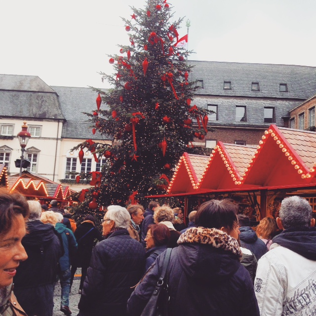 Dusseldorf Christmas markets | Photo by McKenna